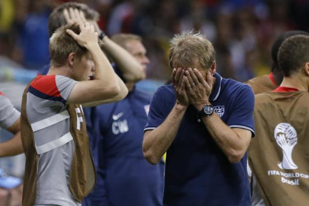10 Biggest Mistakes USA Made at 2014 World Cup Finals