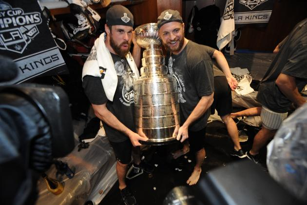 Los Angeles Kings' Best and Worst Moves in Free Agency so Far