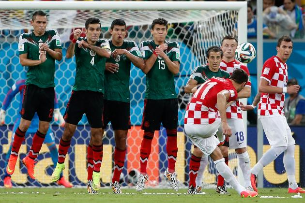 Where Does Mexico's World Cup 2014 Campaign Rank in Their All-Time Performances?