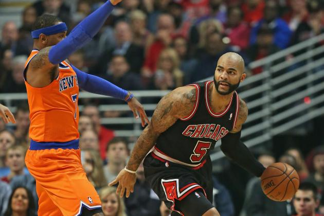Ranking Chicago Bulls' Most Believable 2014 NBA Free Agency Rumors
