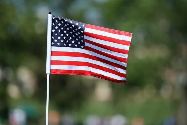 Athletes Who Love America