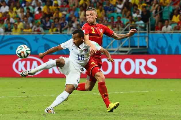 5 USMNT Players Whose Stock Increased at 2014 World Cup