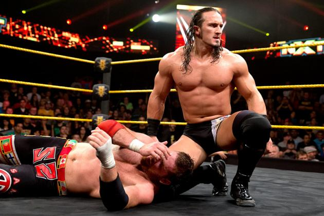 WWE NXT Results: Winners, Grades, Reaction and Highlights from July 3, 2014