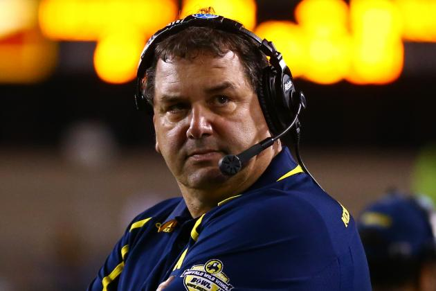 How Does Brady Hoke Stack Up Against Wolverines' Former Coaches?
