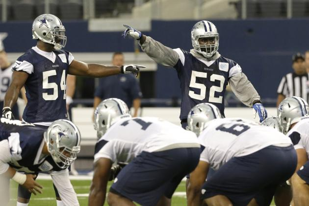 Dallas Cowboys' 5 Biggest Question Marks Ahead of Training Camp
