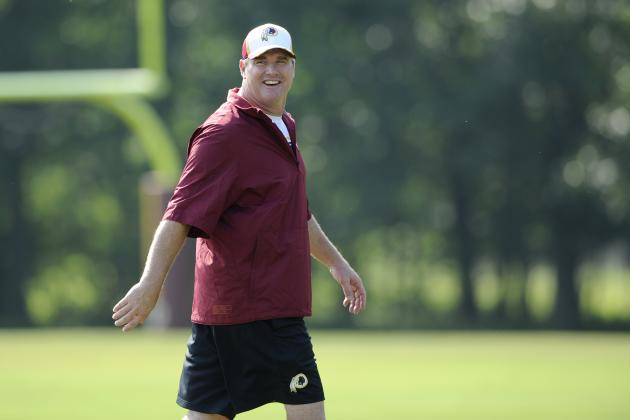 Full 2014 Projections for Every Washington Redskins 2nd-Year Player
