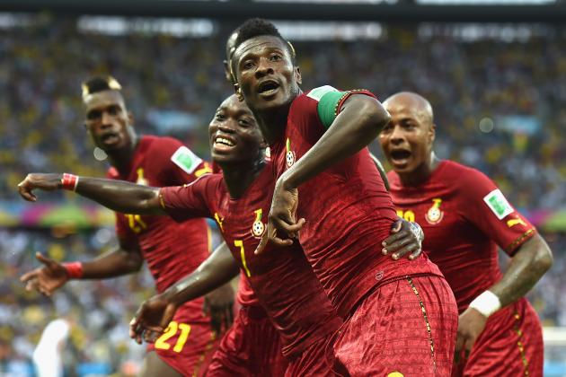 Best Africa XI from 2014 World Cup