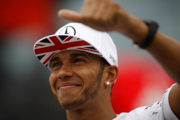 British Formula 1 Grand Prix 2014: Results, Times for Practice and Qualifying