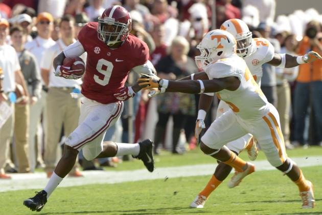 Tennessee Football: 5 Toughest Players Vols Face in 2014