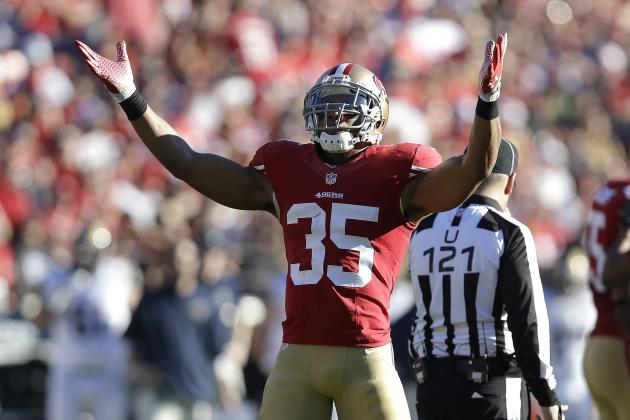 Full 2014 Projections for Key San Francisco 49ers Second-Year Players