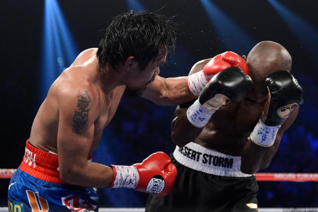 Ranking the Worst Boxing Scorecards in 2014 so Far