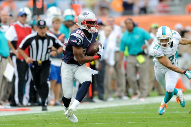 Ranking the Patriots' Top 5 Sleepers to Watch in Camp