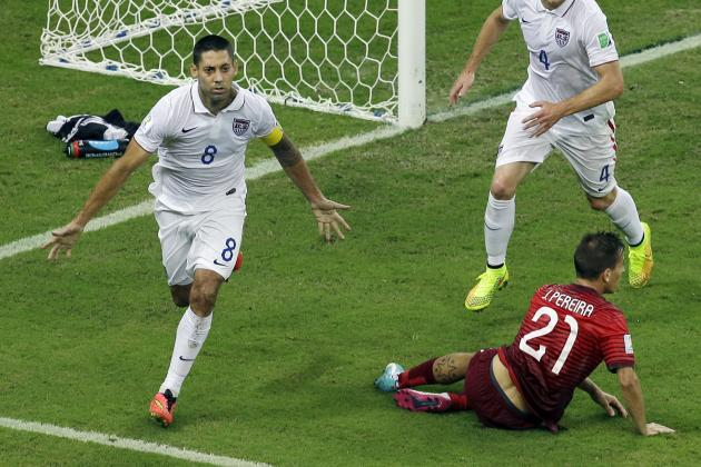 10 Defining Moments in USMNT's 2014 World Cup Campaign