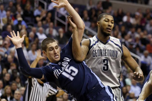 Predicting the 2014-15 Big East College Basketball Standings