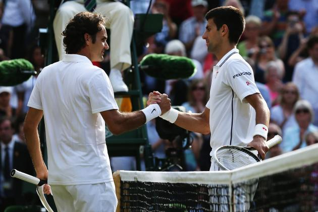 Power Ranking the Top 20 Men's Players After 2014 Wimbledon