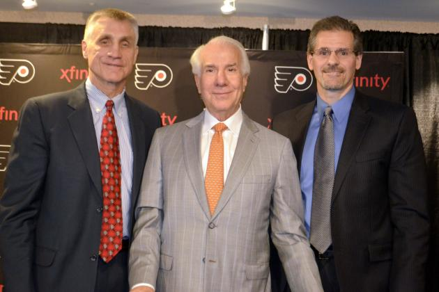 Philadelphia Flyers' Biggest Takeaways from the Start of 2014 Free Agency