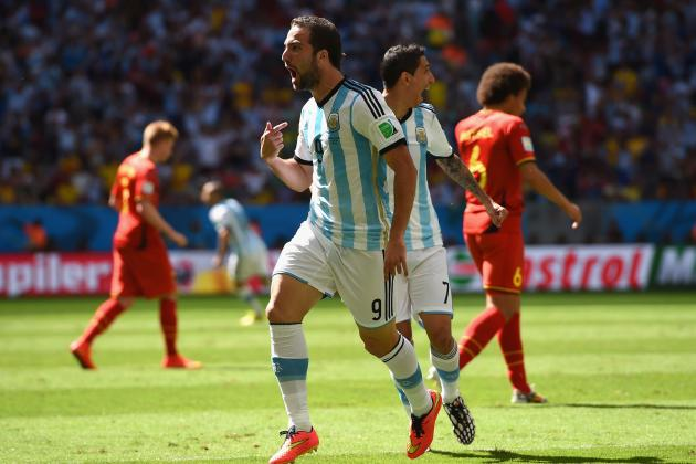 Argentina vs. Belgium: 6 Things We Learned