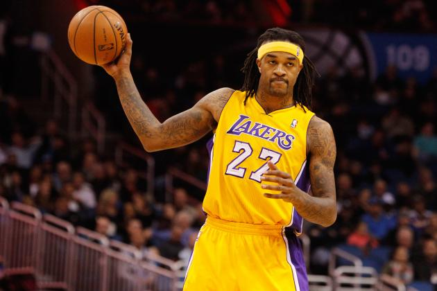 Best Potential Free-Agent Landing Spots for Jordan Hill During 2014 Offseason
