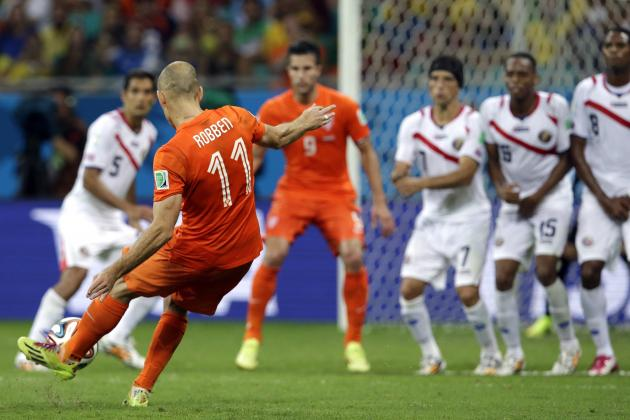 Netherlands vs. Costa Rica: 6 Things We Learned