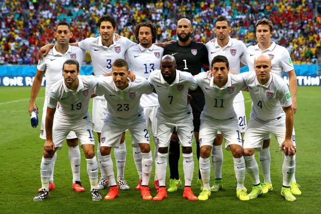 Predicting the USMNT Squad for the 2018 World Cup