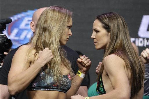UFC 175: Rousey vs. Davis Round-by-Round Recap and Analysis