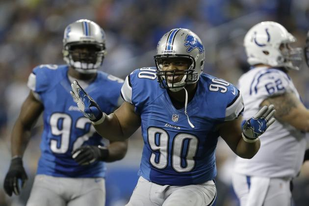 Detroit Lions: Defensive Position-by-Position Breakdown and Depth-Chart Analysis