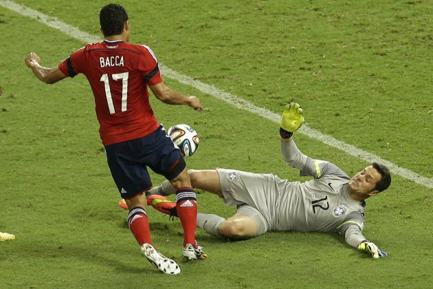 World Cup 2014: 5 Most Controversial Moments from Quarter-Final Games