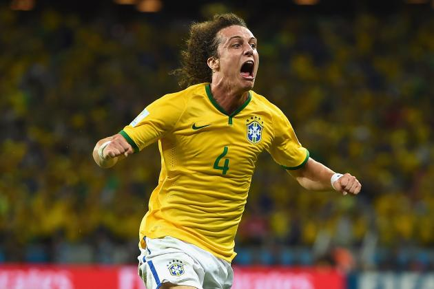 World Cup 2014: Ranking Every Goal from Quarter-Final Games