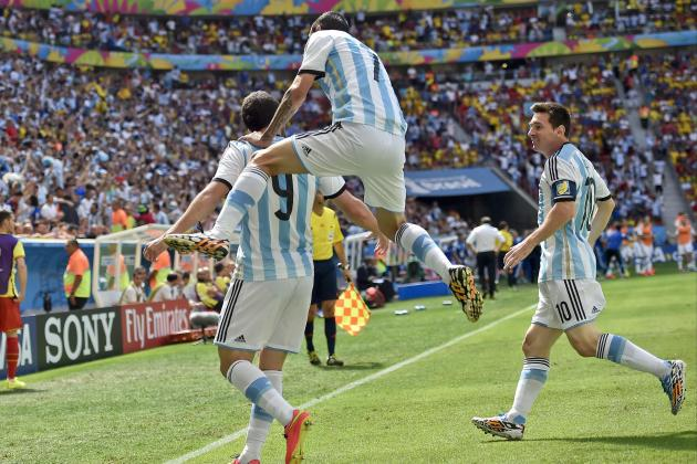 World Cup 2014: Winners and Losers from the Quarter-Finals