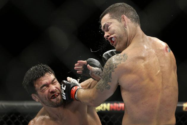 UFC 175: 4 Fights for Lyoto Machida to Take Next
