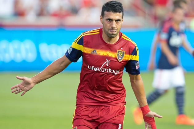 MLS Team of the Week: Players from 10 Different Teams Star in Week 16