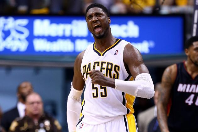 Potential Landing Spots and Trade Packages for Indiana Pacers Center Roy Hibbert