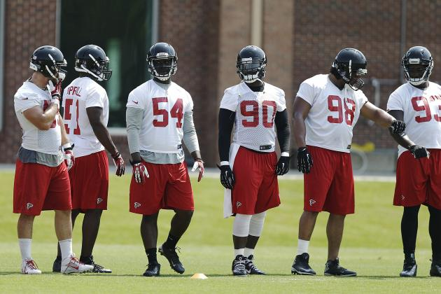 Atlanta Falcons: Defensive Position-by-Position Breakdown and Depth Chart