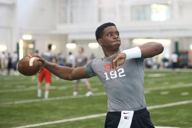 Elite 11 2014: 6 QBs Turning Heads Early On