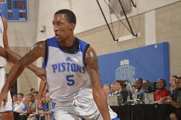 Biggest Takeaways from Day 2 at Orlando Summer League 2014