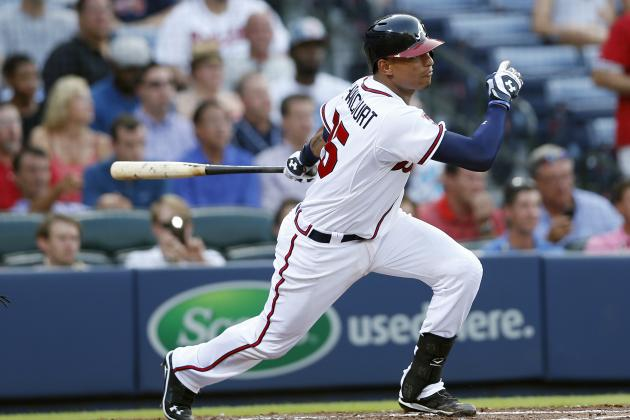 Stock Up, Stock Down for Atlanta Braves' Top 10 Prospects for Week 14