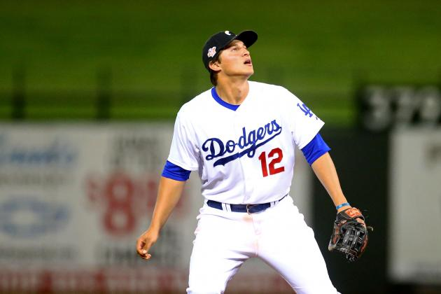 Stock Up, Stock Down for the Los Angeles Dodgers' Top 10 Prospects for Week 14