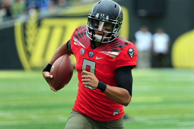 2014 Stat Predictions for Every Pac-12 Football Starting QB