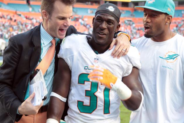 6 Dark Horse Candidates to Make Miami Dolphins' Final 53-Man Roster
