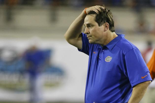 How Top College Football Coaches on the Hot Seat Can Get off It by End of 2014