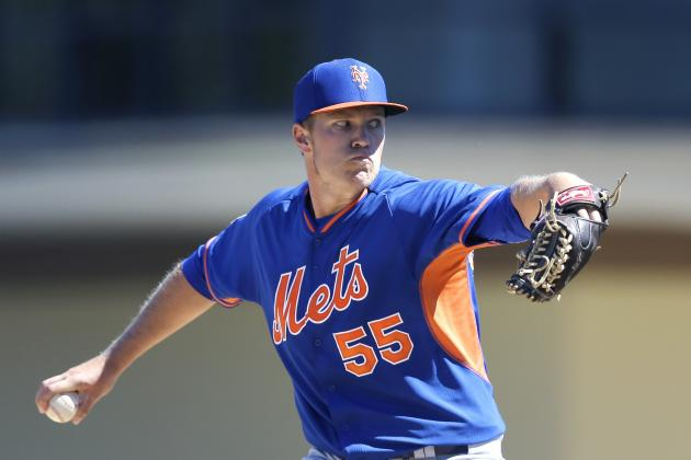Stock Up, Stock Down for Mets' Top 10 Prospects for Week 15