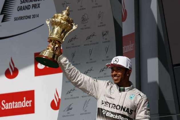 Formula 1's Latest Rumours and Talk: Lewis Hamilton, Nico Rosberg and More