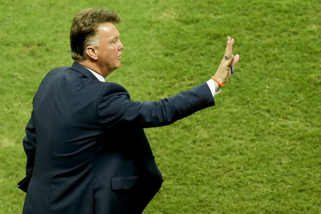 Louis Van Gaal's 3 Most Influential World Cup Decisions for the Netherlands