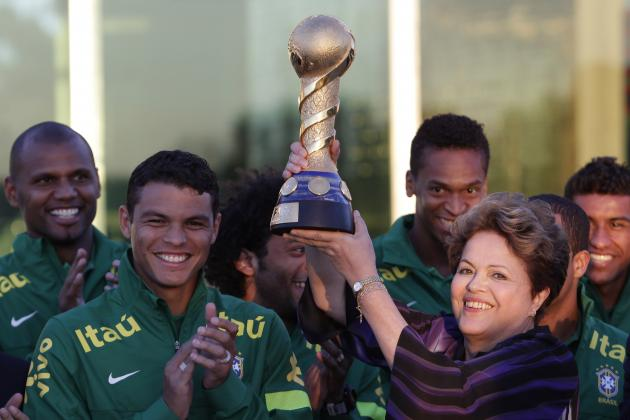 5 Reasons Why Brazil Can Win the 2014 World Cup