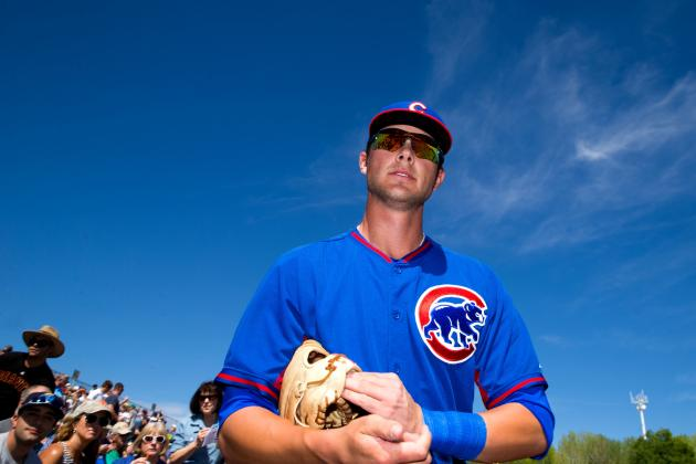Stock Up, Stock Down for Chicago Cubs Top-10 Prospects for Week 14