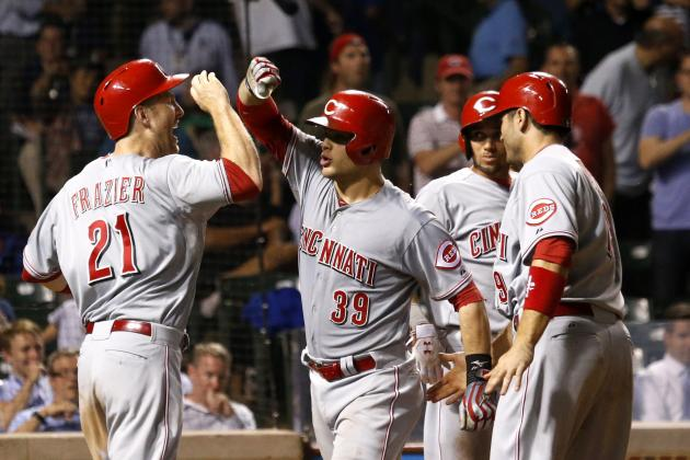 Cincinnati Reds: Top 10 Reds of Week 14