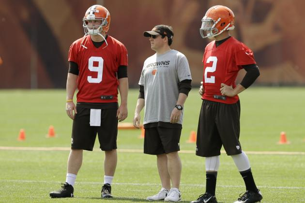 5 Dark-Horse Candidates to Make the Cleveland Browns' Final 53-Man Roster