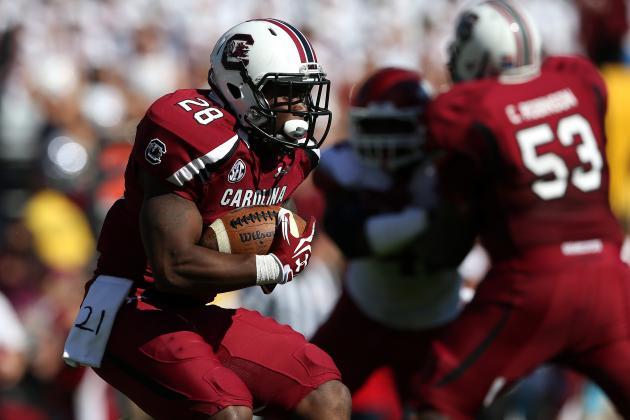 College Football Week 1 Picks: Texas A&M Aggies vs. South Carolina Gamecocks