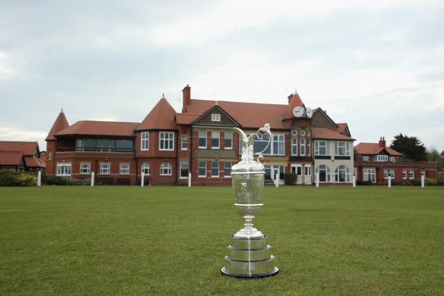 Golfers with Games Ideally Suited to Royal Liverpool