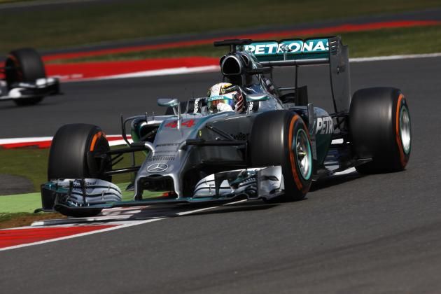 Power Ranking the Formula 1 Teams After 2014 British Grand Prix